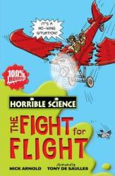 Fight for Flight - фото обкладинки книги