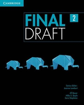 Final Draft Level 2 Student's Book with Online Writing Pack - фото книги
