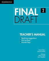 Книга для вчителя Final Draft Level 2 Teacher's Manual