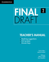 Підручник Final Draft Level 2 Teacher's Manual