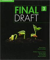 Final Draft Level 3 Student's Book - фото обкладинки книги