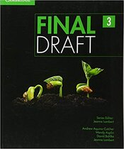 Книга для вчителя Final Draft Level 3 Student's Book