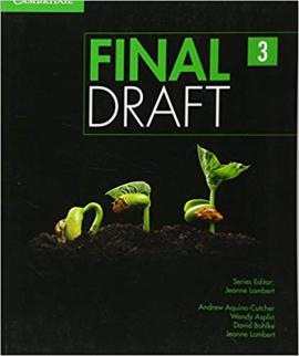 Final Draft Level 3 Student's Book - фото книги