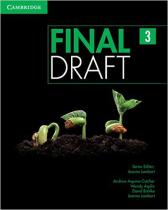 Книга для вчителя Final Draft Level 3 Student's Book with Online Writing Pack