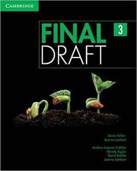 Final Draft Level 3 Student's Book with Online Writing Pack - фото книги