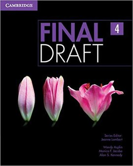 Final Draft Level 4 Student's Book with Online Writing Pack - фото книги