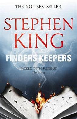 Книга Finders Keepers