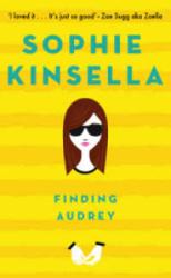 Finding Audrey - фото обкладинки книги