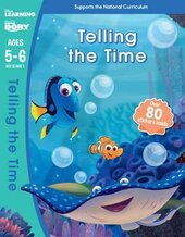 Finding Dory. Telling the Time. Ages 5-6 - фото обкладинки книги