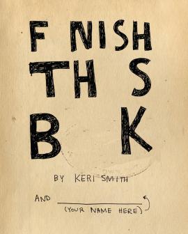 Finish This Book - фото книги