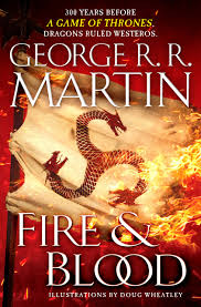 Fire & Blood: 300 Years Before a Game of Thrones (a Targaryen History) - фото книги