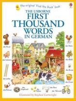 Посібник First 1000 Words in German
