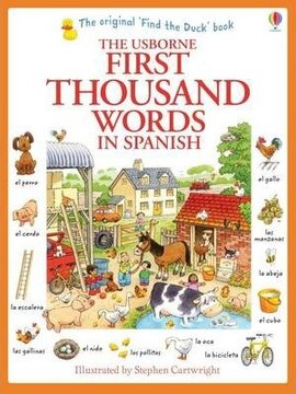 First 1000 Words in Spanish - фото книги