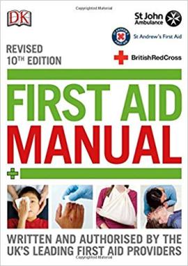 First Aid Manual - фото книги
