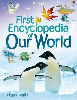 First Encyclopedia of our World - фото книги