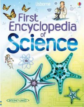 First Encyclopedia of Science - фото книги