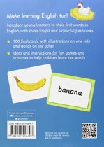 Книга First English Words Flashcards
