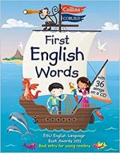 First English Words (Incl. audio CD) : Age 3-7 - фото обкладинки книги