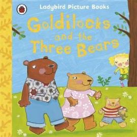 First Favourite Tales: Goldilocks and the Three Bears - фото книги