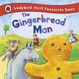 First Favourite Tales: The Gingerbread Man - фото книги
