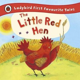 First Favourite Tales: The Little Red Hen - фото книги