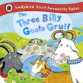 First Favourite Tales: The Three Billy Goats Gruff - фото обкладинки книги