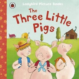 First Favourite Tales: The Three Little Pigs - фото книги