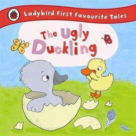 First Favourite Tales: The Ugly Duckling - фото книги