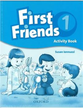 First Friends 1: Activity Book - фото книги