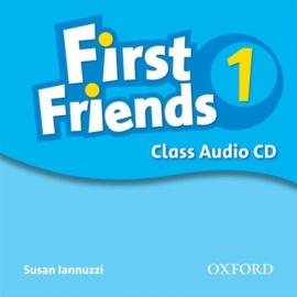 First Friends 1: Class Audio CD (аудіоматеріали) - фото книги