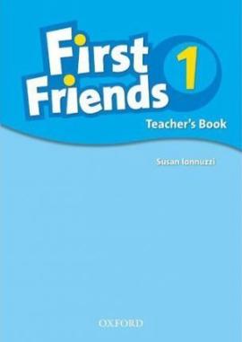 First Friends 1: Teacher's Book (книга для вчителя) - фото книги