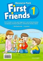 First Friends 1: Teacher's Resource Pack (додаткові матеріали) - фото обкладинки книги