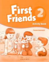 First Friends 2: Activity Book - фото обкладинки книги