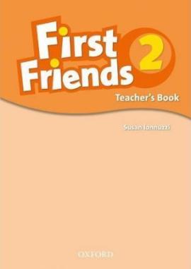 First Friends 2: Teacher's Book (книга для вчителя) - фото книги