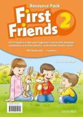 First Friends 2: Teacher's Resource Pack (додаткові матеріали) - фото обкладинки книги