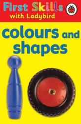 First Skills: Colours and Shapes - фото обкладинки книги