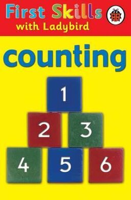 First Skills: Counting - фото книги