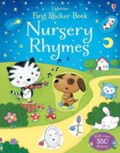 First Sticker Book. Nursery Rhymes - фото обкладинки книги
