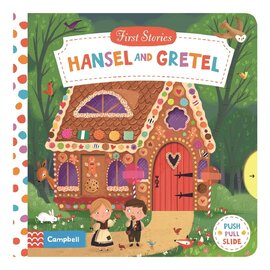 First Stories: Hansel and Gretel - фото книги