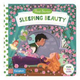 First Stories: Sleeping Beauty - фото книги