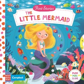 First Stories: The Little Mermaid - фото книги