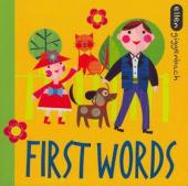 First Words - фото обкладинки книги