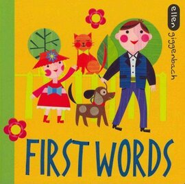 First Words - фото книги