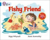 Fishy Friends - фото обкладинки книги
