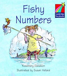 Посібник Fishy Numbers Level 1 ELT Edition