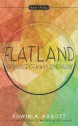 Flatland. A Romance of Many Dimensions - фото обкладинки книги