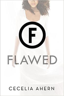 Flawed - фото книги