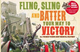 Fling Sling and Battle Your Way to Victory - фото книги