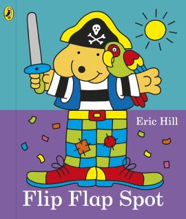 Flip Flap Spot - фото книги
