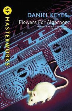 Книга Flowers For Algernon